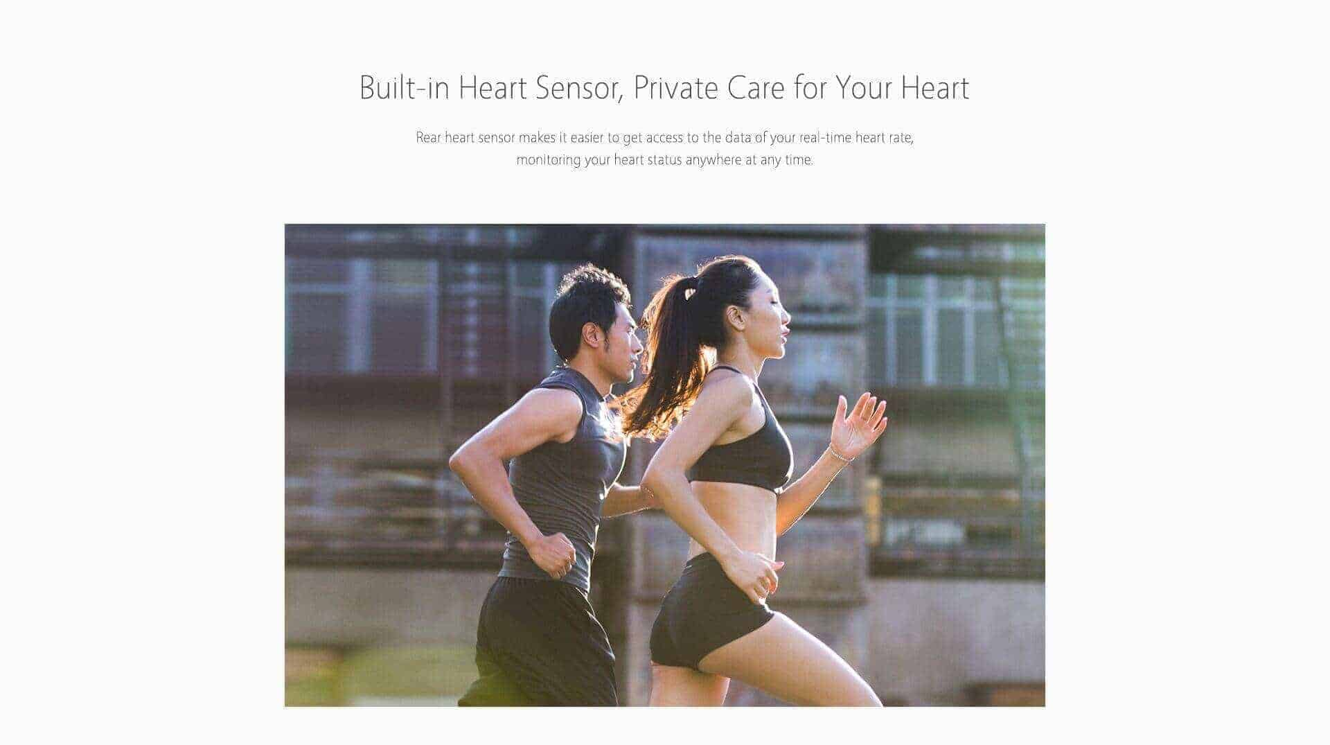 Bluboo Edge to Feature a Heart Rate Sensor
