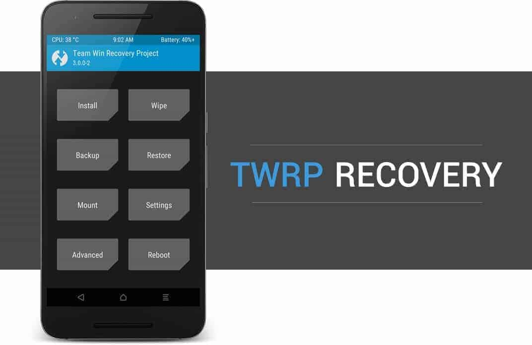 How to Install TWRP Recovery via Fastboot