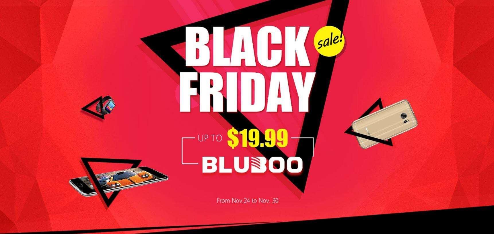 Bluboo Black Friday