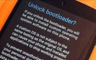 How to Unlock Bootloader on Android via Fastboot