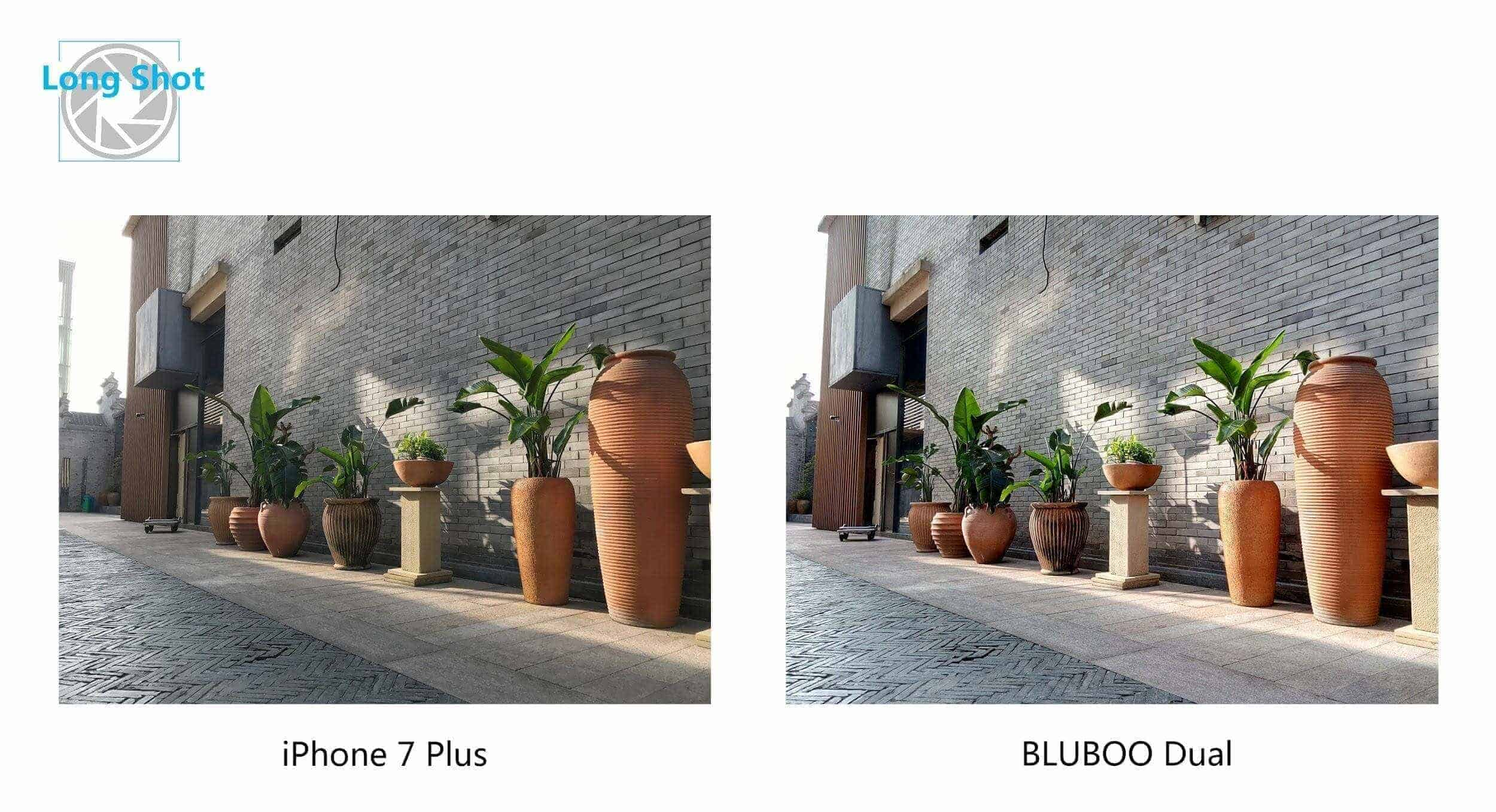 Bluboo Dual Camera Sample