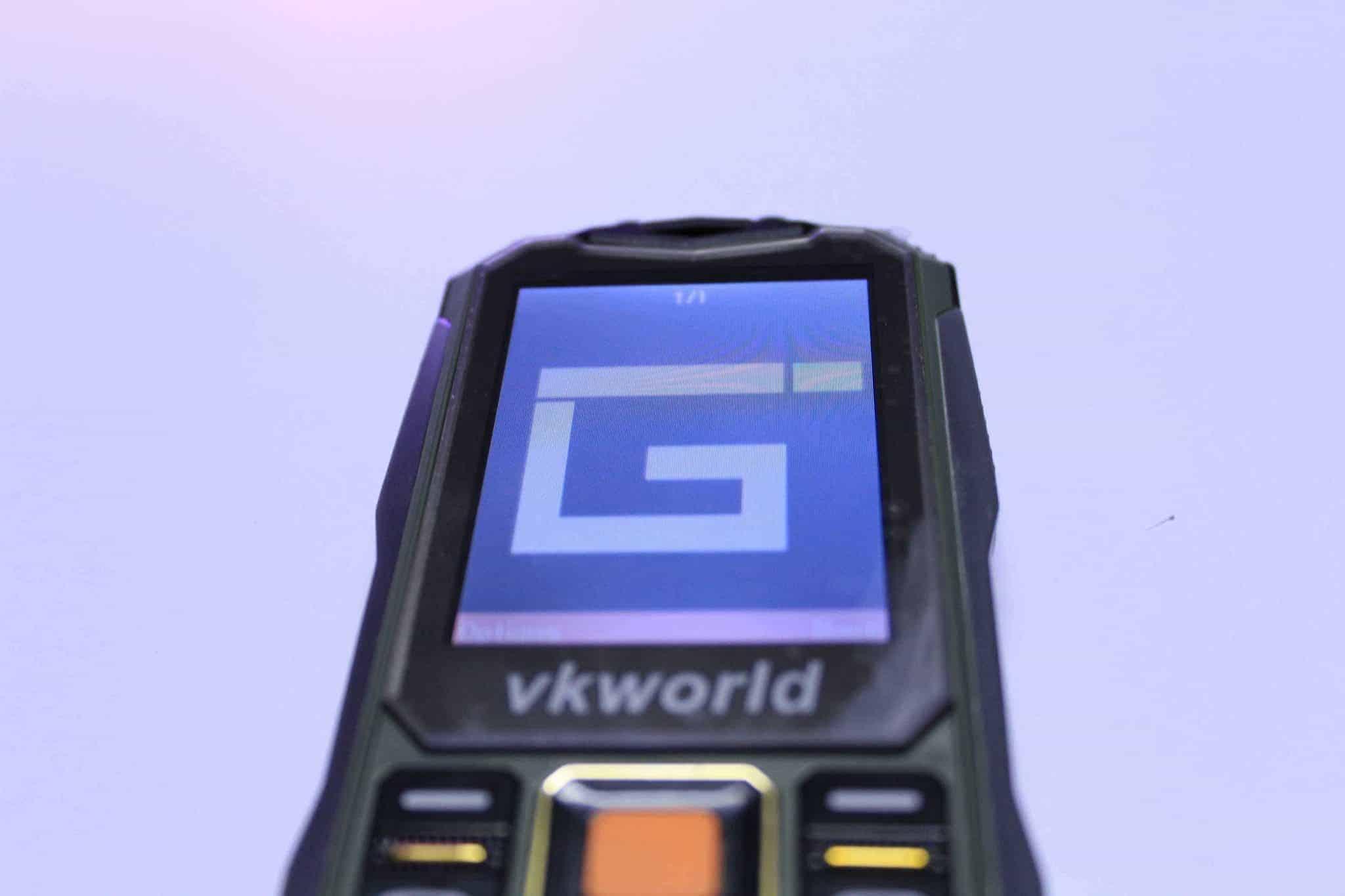 Vkworld Stone V3S Display