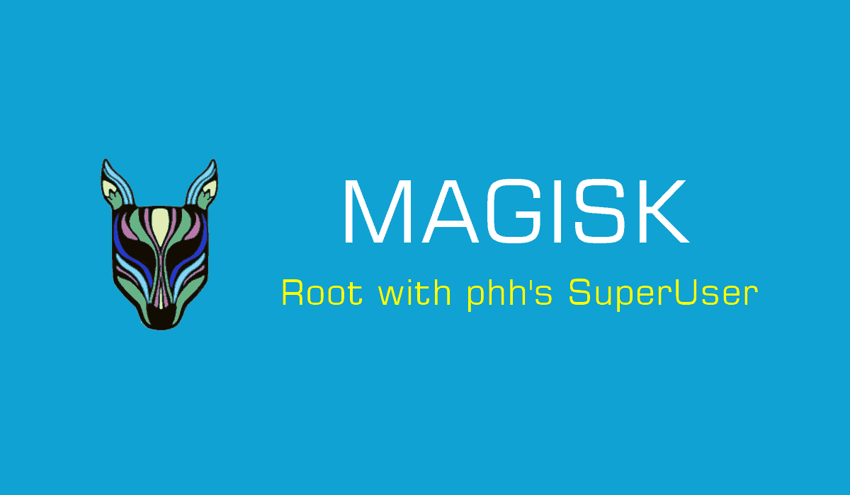 Systemless Root using Magisk on Android