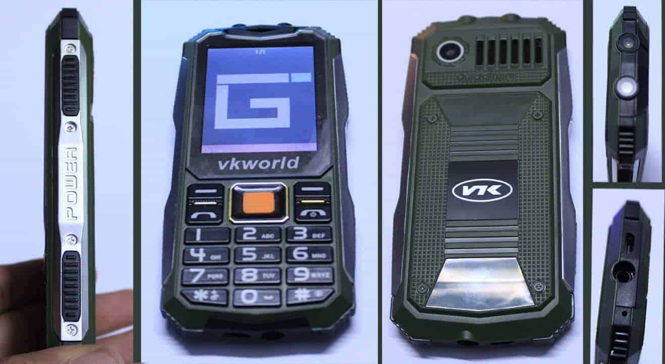 Vkworld Stone V3S Design