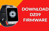 Download & Install Custom Firmware on DZ09, GT08, W02, GV08, and A03 Smartwatch