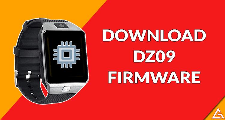 Download DZ09 Firmware