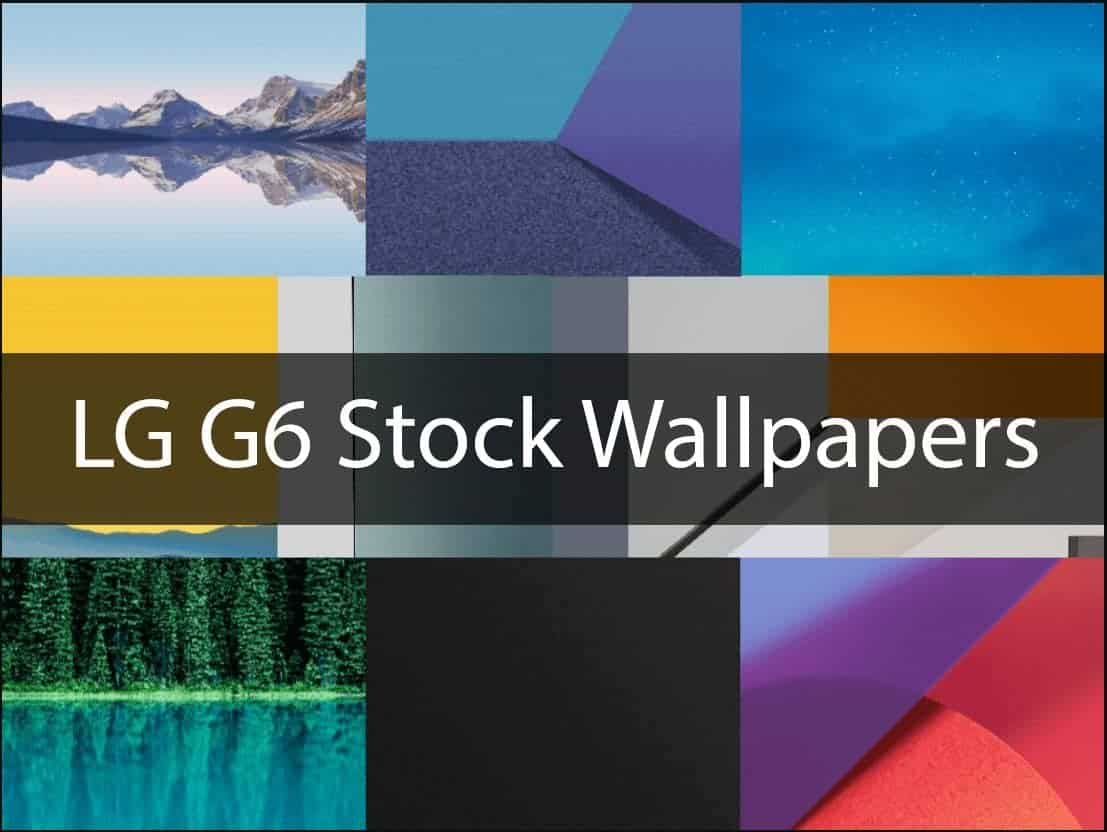 Download LG G6 Stock Wallpapers - QHD Resolution