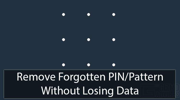 Remove Forgotten PIN/ Pattern on Android