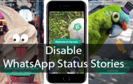 How To Disable or Remove New WhatsApp Status Stories Feature on Android