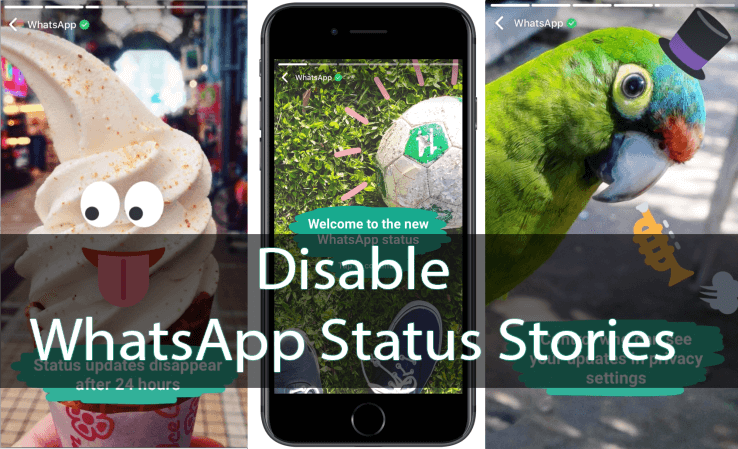 How To Disable or Remove New WhatsApp Status Stories Feature