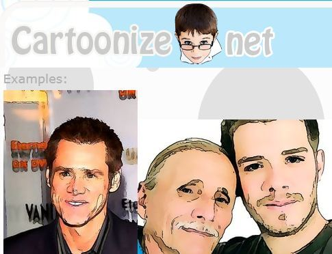 Cartoonize Create Cartoon Characters of Yourself Online Free