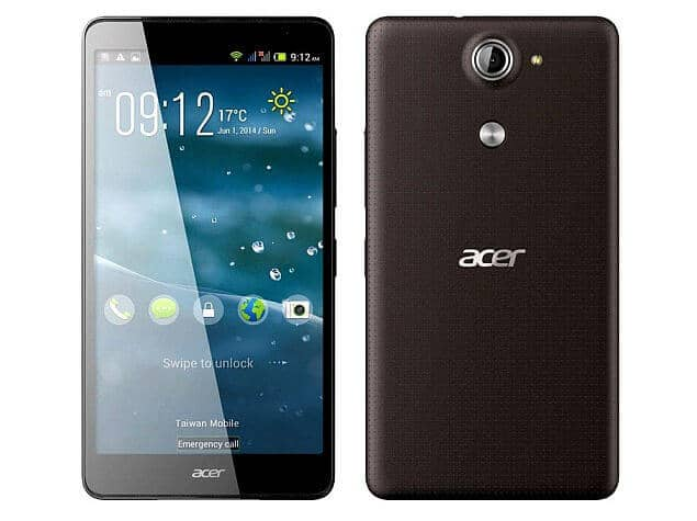 Acer Liquid E600 Triple SIM Phone