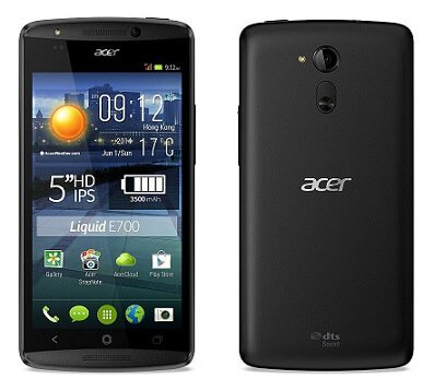 Acer Liquid E700 Triple SIM Phone