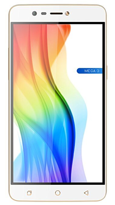 Coolpad Mega 3 Triple SIM Phone