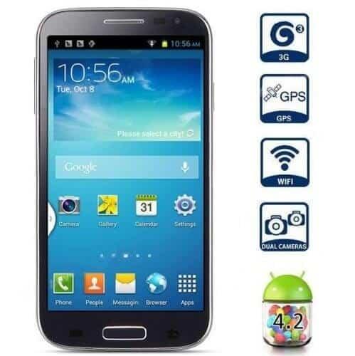 ESON SmartPhone Triple SIM Phone