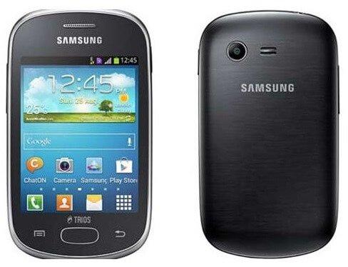 Galaxy Star Trios S5283 Samsung Triple SIM Smartphone