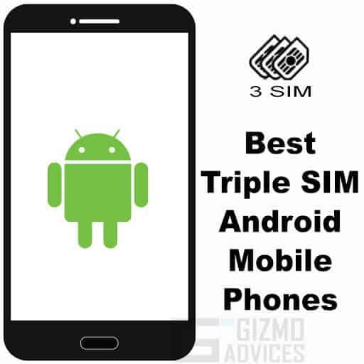 Triple SIM Android Smartphones
