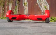 MegaWheels TW01 Hoverboard – First Tryout