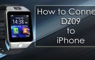 Connect DZ09 to iPhone