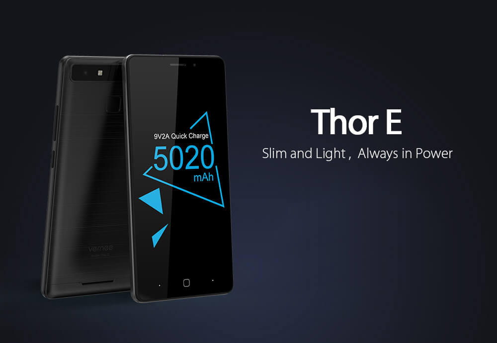 GearBest Deal Vernee Thor E 4G