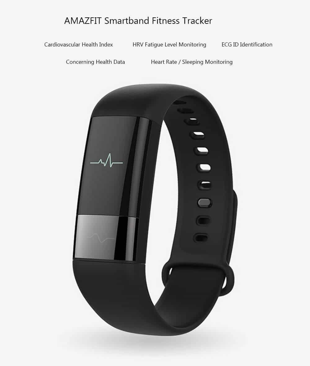 GearBest Deal Xiaomi Amazfiit Smartband