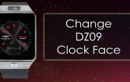 Change DZ09 Clock Face
