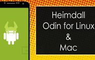 Download Odin for Linux and Mac OS [Heimdall]