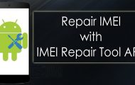 Download IMEI Repair APK and Fix Null IMEI on Android