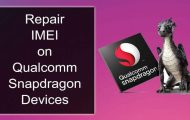 How to Repair IMEI on Snapdragon Powered Device [Xiaomi, OnePlus, ZTE etc.]