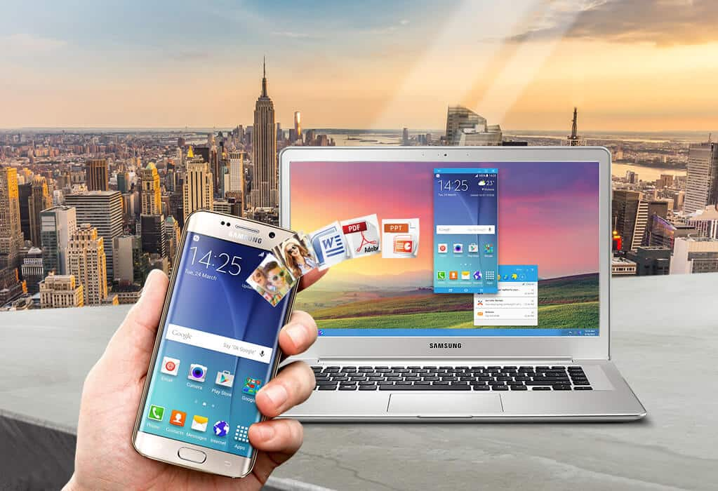 Samsung SideSync for Android, Windows & Mac