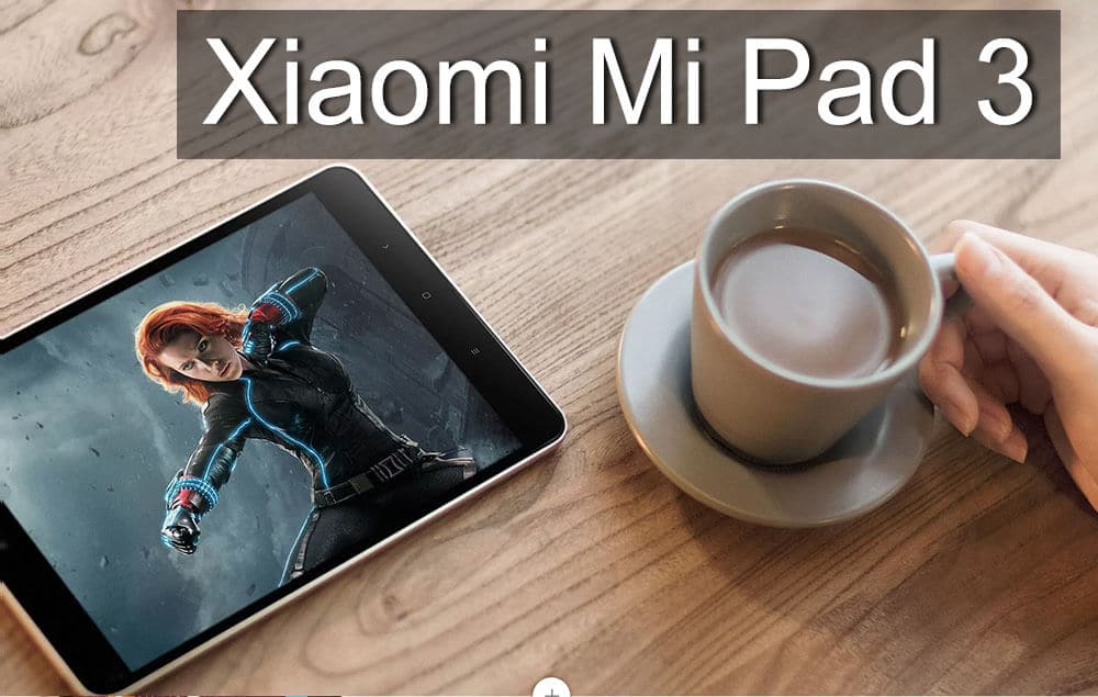Xiaomi Mi Pad Wallpaper: [Deal] Xiaomi Mi Pad 3 Available For $229.99 [25% Discount]