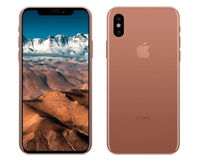 Apple iPhone 8 Blush Gold