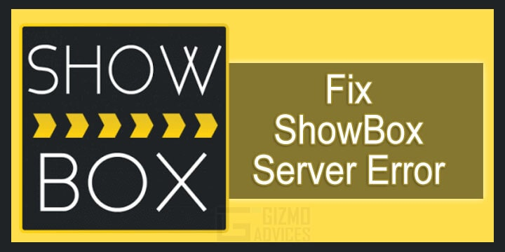 Fix ShowBox Server Connection Error on Android