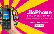 JioPhone Book Now