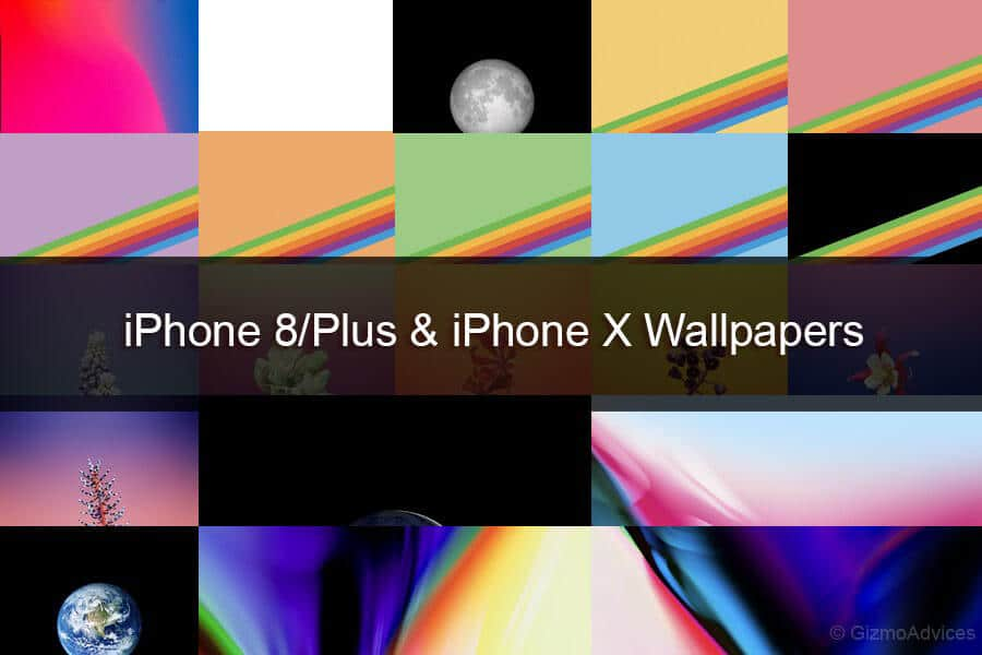 Download Iphone 8 Iphone 8 Plus And Iphone X Stock Wallpapers