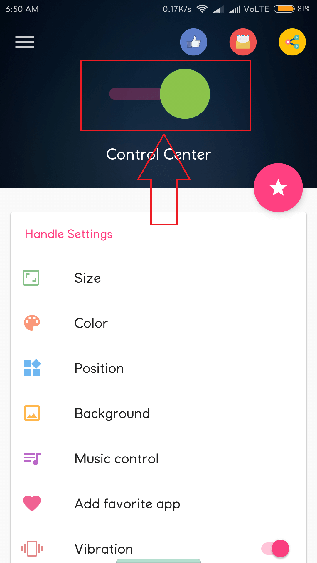 Ios 11 Control Center For Android No Root Required