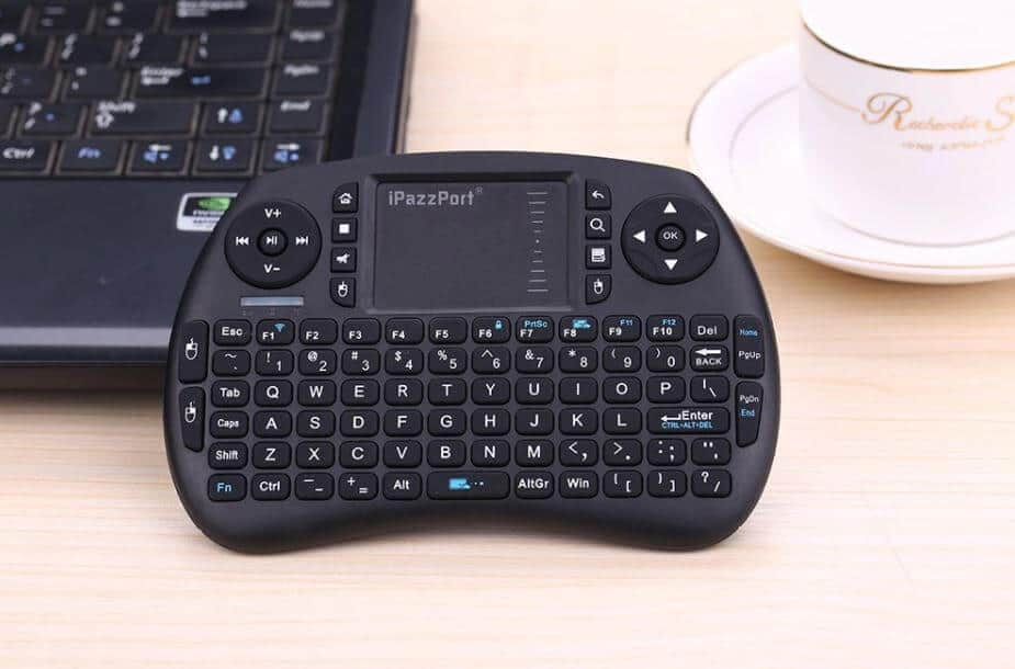 iPazzPport mini keyboard