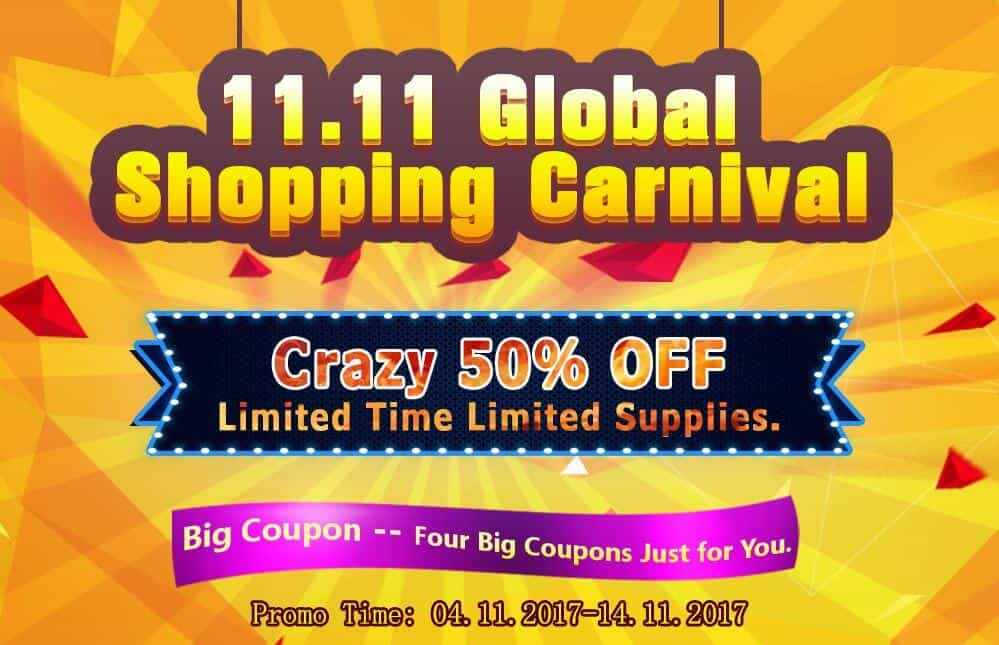 11.11 Global Shopping Carnival