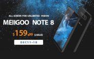 Meiigoo Note 8 Pre-Sale