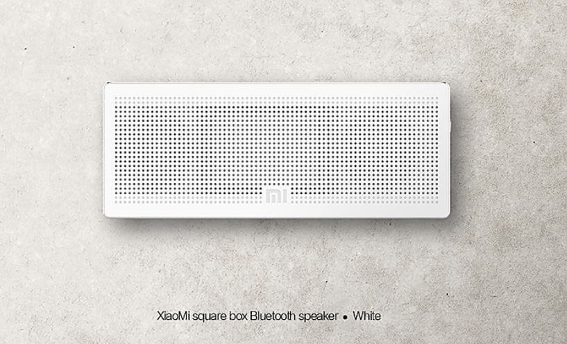 Xiaomi Mini Square Box Bluetooth Speaker