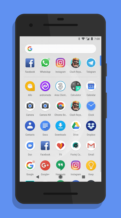 Best Substratum Themes for Android [2019] - Cool Substratum Themes