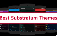 Best Free Substratum Themes for Android