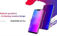 Elephone A4 Pro is on Pre-Sale for $164.99 [$35 OFF] @ CooliCool
