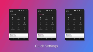 Best Cool Substratum Themes - Greyce Theme for Substratum
