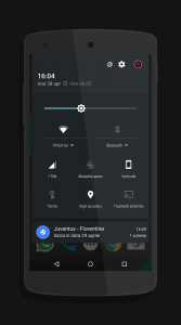 Best Free Substratum Themes - InversionUI Theme for Substratum