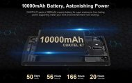 OUKITEL K7 - 10000mAh Battery