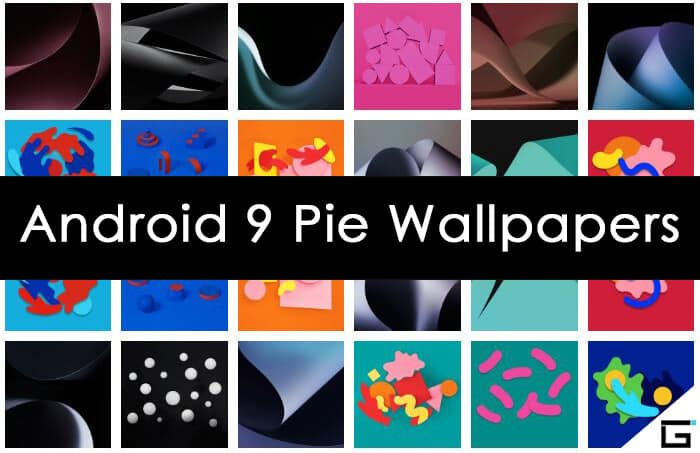 Android 9 Pie Wallpapers