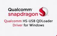 Download Qualcomm HS-USB QDLoader 9008 Driver for Windows 10,7,8/8.1