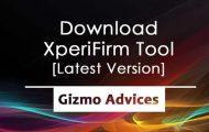 XperiFirm Tool