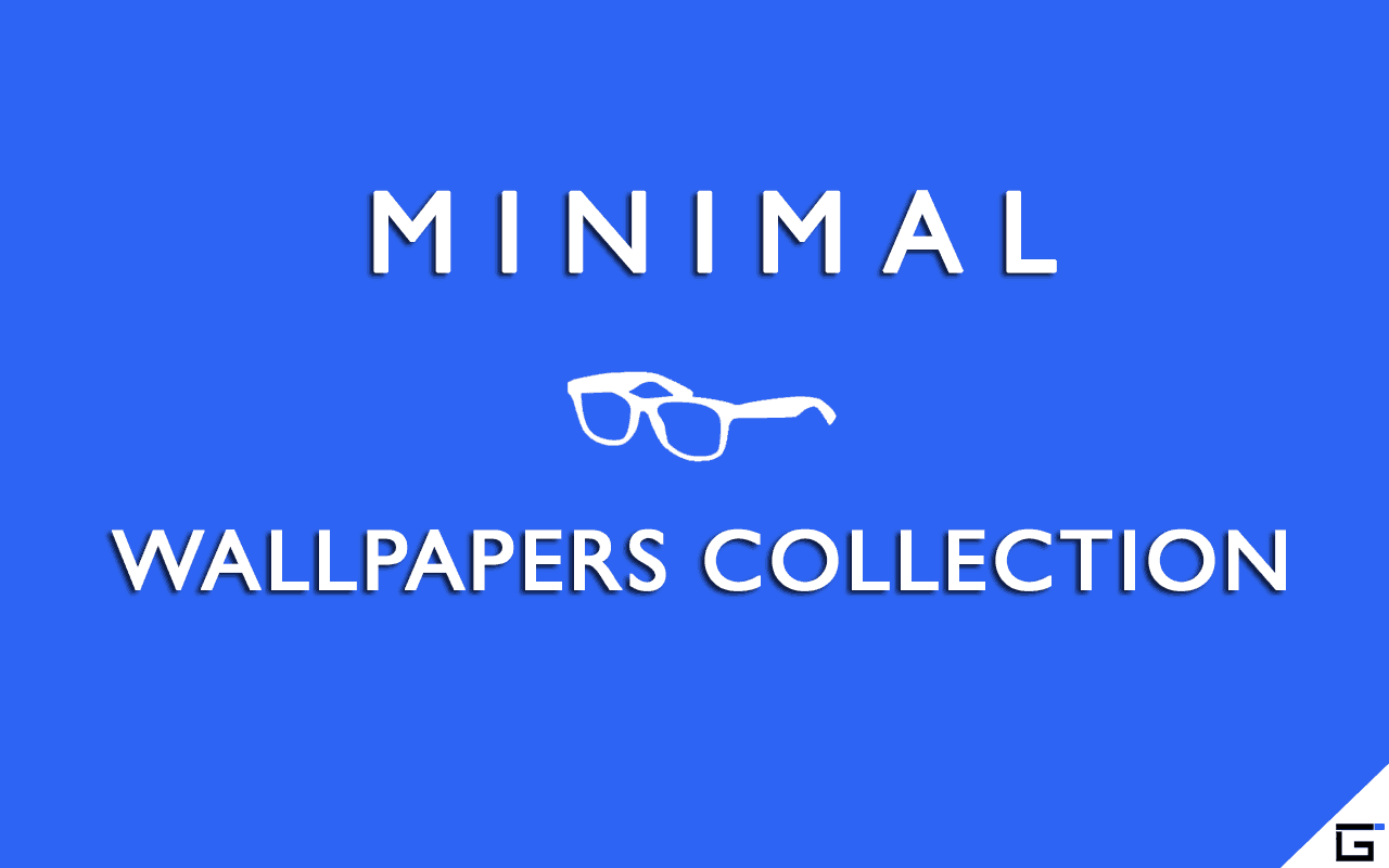 minimalistic wallpapers collection